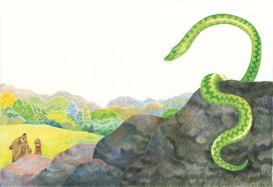 image serpent